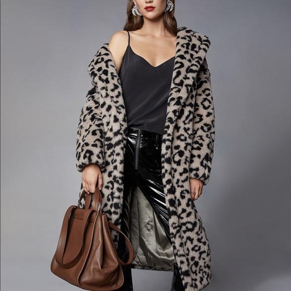 05e76680cb77 MaxMara Jackets & Coats | Max Mara Edy Oversized Leopard Coat | Poshmark